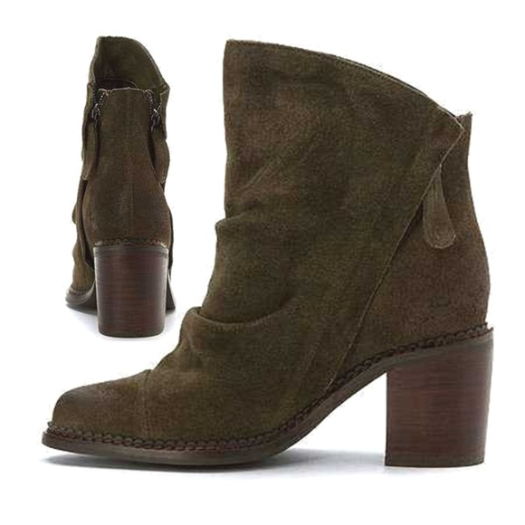 Sbicca Womens Millie Ankle Bootie